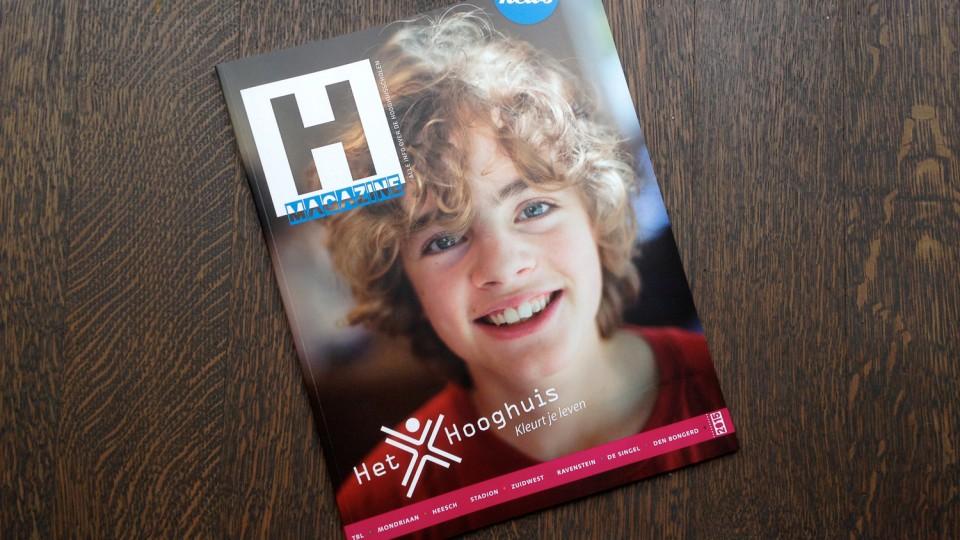 Cover magazine