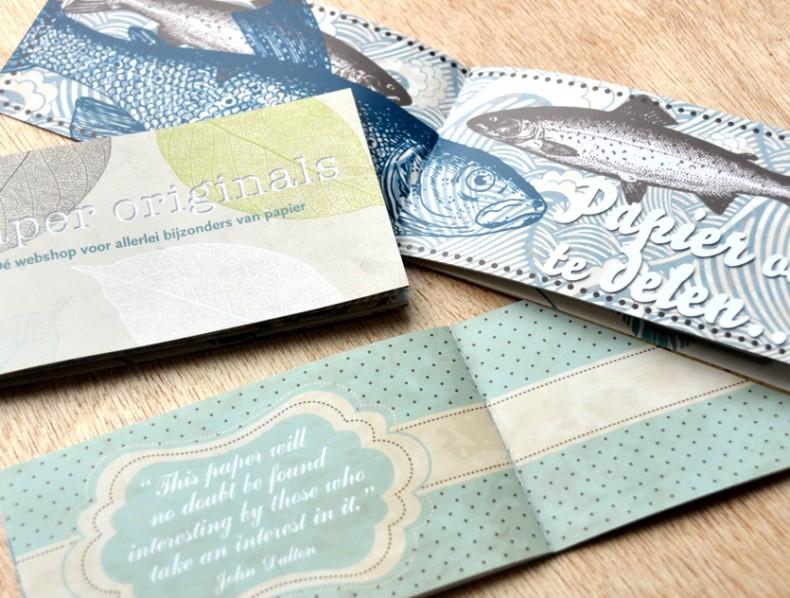 Visiteboekje | Paper Originals